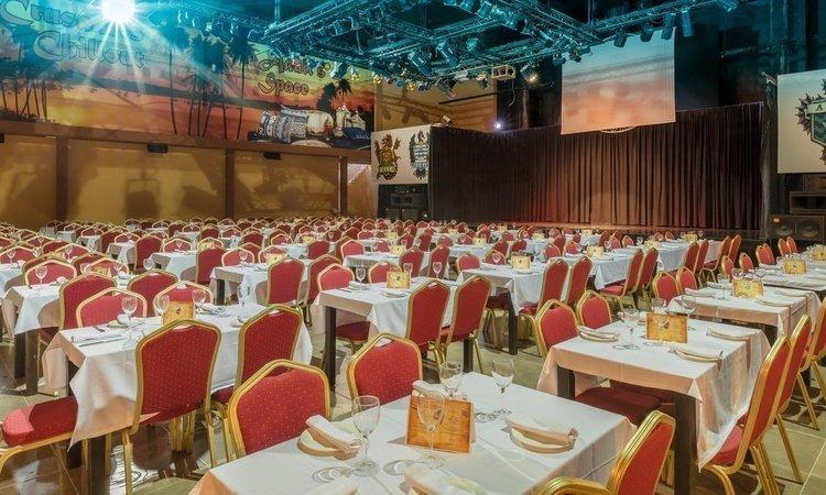 Ресторан Lion Heart Парк отдыха Magic Robin Hood Альфас-дель-Пи