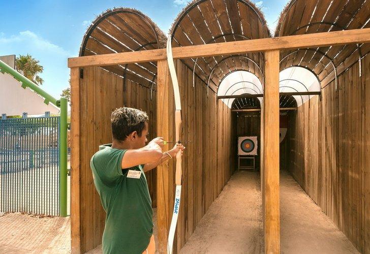 мультиспорта Парк отдыха Magic Robin Hood Альфас-дель-Пи