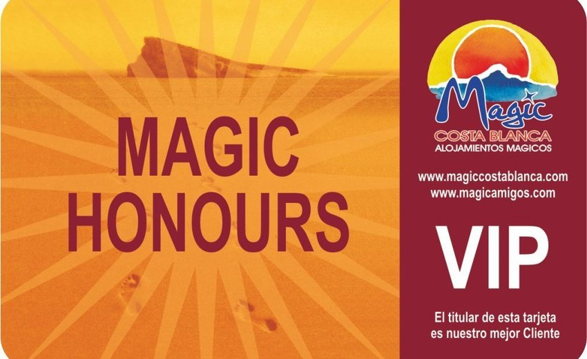 Club VIP 'Magic Honours' Magic Robin Hood Альфас-дель-Пи