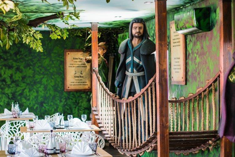 Мероприятия Парк отдыха Magic Robin Hood Альфас-дель-Пи