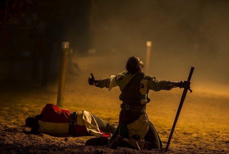 Ужин-шоу «Средневековый вызов» Парк отдыха magic robin hood альфас-дель-пи