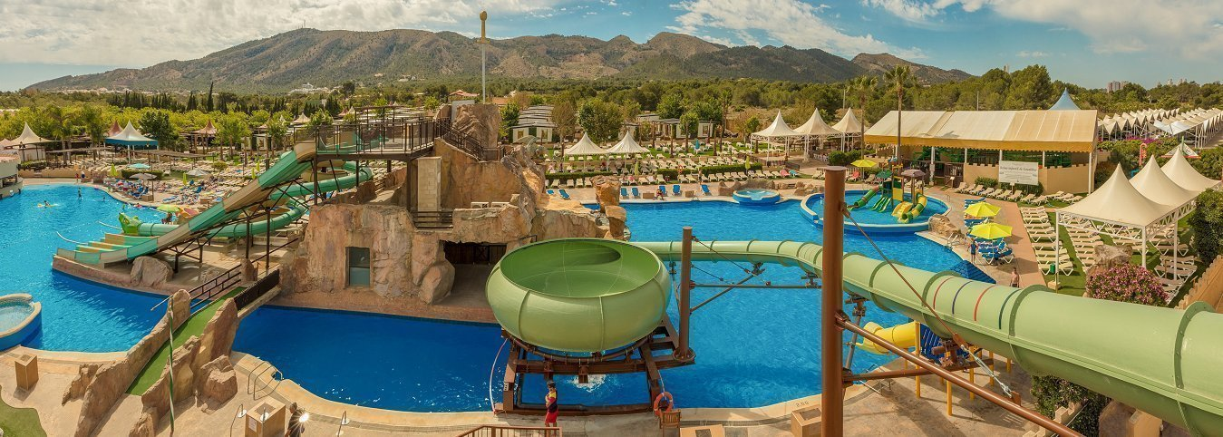 6 nuevos toboganes para disfrutar de Magic Aqua Experience™ Holiday Park Magic Robin Hood