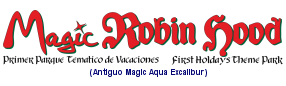 4-звездочный Holiday Park Magic Robin Hood